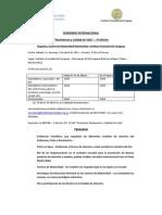 Progama SEMINARIO INTERNACIONAL IPU 2