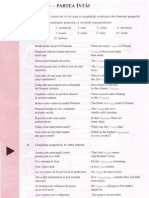 Engleza pentru nivel intermediar - Lectia 23-24