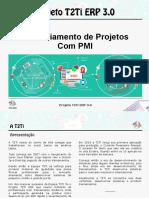 T2Ti-ERP-3 - Gerenciamento de Projetos (PMI)