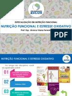 Nutrição Funcional e Estresse Oxidativo – Jessica Viana_slide