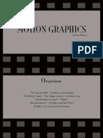 Motion Graphics Presentation