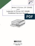 HP LaserJet Classics II_III