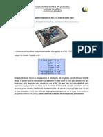 Descarga Del Programa Al PLC PTS T100