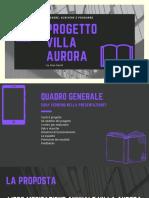 Progetto Villa Aurora - Versione Ufficiale (1)