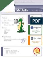 GNUzilla 10, oktobar 2005