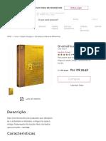 Gramática Hebraica - Gordon Chown - CPAD - CPAD