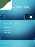 ARTRITIS Y ENF. ARTICULARES