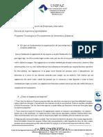 TALLER DEL MODULO FUNDAMNETOS Y ORGANIZACION DE EMPRESASjenyfabiolaacevedosolano