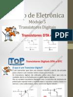 Modulo 5 - Transistor Digital