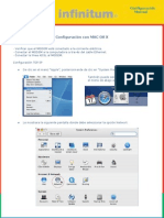 configurar protocolo TCP-IP en Mac