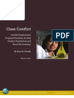 Kara Cheseby - Class Conflict Gainful Employment Proposal
