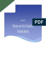 (Teoría Contable Módulo 2) Notas a Los EF y Políticas Contables (1)
