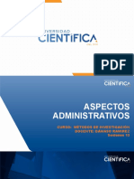 SEMANA 13 - METODOS_Aspectos Administ (1)