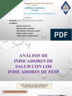 indicadores de salud frente  al covid 19 en la region de cusco