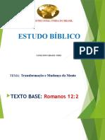 Igreja Pentecostal Unida Do Brasil Estudo Slide
