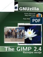GNUzilla 20, avgust 2006