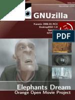 GNUzilla 24, decembar 2006
