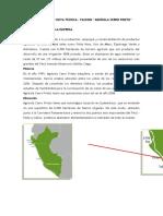 Inforne de Visita Tecnica (Agrícola Cerro Prieto)