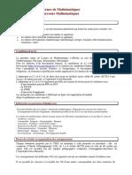 3 - Fiche Licence Math 20-21