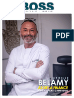 Boss Afrique Cyrille Belamy