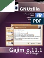 GNUzilla 28, april 2007