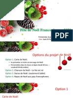 -Template- Projet de Noël- 1er et 2ème Bacc