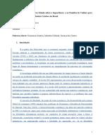 Cultura e Criatividade_ Um Estudo sobre a Importância  e os Desafios da Cultura para o Desenvolvimento da Indústria Criativa do Brasil