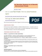 15 INCIDENCIA DE LOS DDHH EN EL D-¦ INTERN