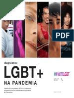 Diagnóstico LGBT+ na pandemia