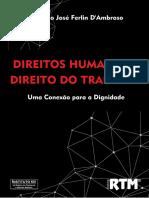 Direitos Humanos e Direito do trabalho by Marcelo José Ferlin Ambroso 2019 FAVORITO