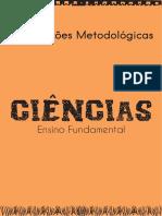 Caderno de Orientações Metodológicas - Ensino Fundamental - Ciências Da Natureza