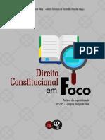 Auricelia Do Nascimento Melo Et All (Orgs.) - Direito Constitucional Em Foco - Ed. Fi