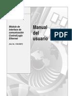 Modulo de interface de comunicacion Ethernet ControlLogix