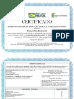 2020.10.20 - AGENTE DE MICROCRÉDITO - IFPI - 160 HORAS