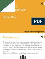 SESION 2 - ESTADOS FINANCIEROS