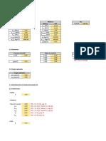 Cálculos Laje Madeira-betão