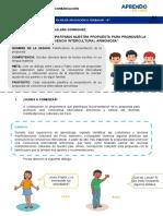 01 DE JULIO COMUNICACIÓN