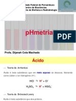 Aula pHmetria retomada 2020.1