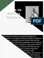 americo Vespucio