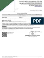 PCR LISANDRO SUAREZ 14 JUNIO