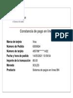 Visa 6309924 Ronald