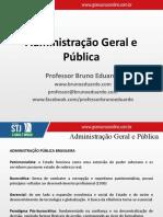 Stj Aulao Online Administracao Eral e Publica