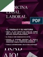 Ix. Medicina Legal Laboral