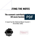 counting_the_notes DCMS nat music ccl 2002
