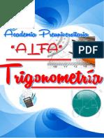 Banco Trigonometría Academia Alfa Con Claves