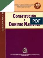 Constitucion y dominio maritimo - Garcia Belaunde