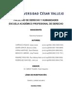 trabajo monografico, Derecho Constitucional. 234567 (1)