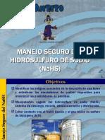 Manejo Seguro del NaSH (v.2007)