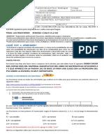 Guía # 2  Matematicas Grado 5°