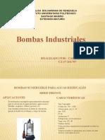 Bombas Industriales